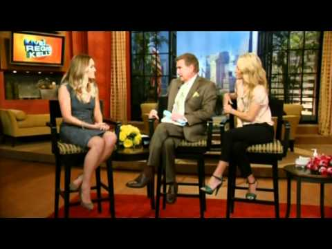 Lauren Conrad on Live with Regis and Kelly