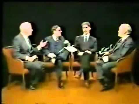 Frank Zappa, Howard Zinn, and Noam Chomsky on American Fascism (separate clips)