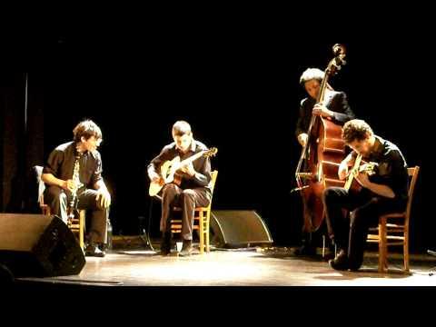 Jama Quartet Hora Lautaresca