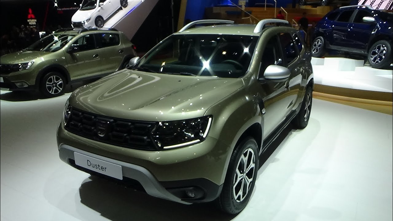2018 dacia duster prestige dci 110 exterior and interior. Black Bedroom Furniture Sets. Home Design Ideas