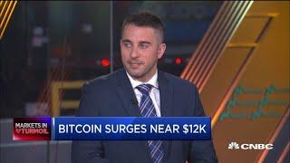 A crypto expert explains why bitcoin is a good hedge against global turmoil