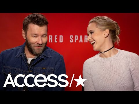Jennifer Lawrence Talks 'Red Sparrow's' Twisty Plot: 'You Never See It Coming' | Access