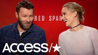 Jennifer Lawrence Talks
