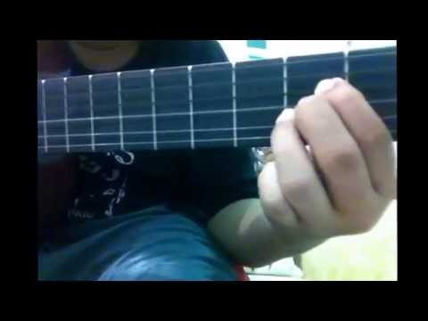 kunci gitar canon rock