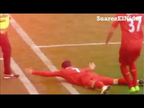 Luis Suarez • Hall Of Fame • Liverpool FC • 2012/2013 • HD