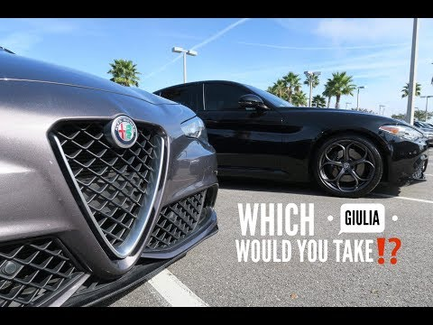 Which Used Alfa Romeo Giulia Should You Buy? (Price & Warranty)