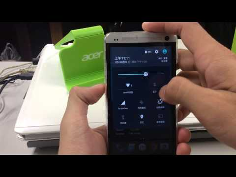 HTC One M7 ANDROID 5.0.2 Lollipop CM12 hands-on xda ROM