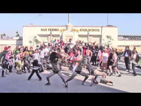 San Pedro High School Harlem Shake