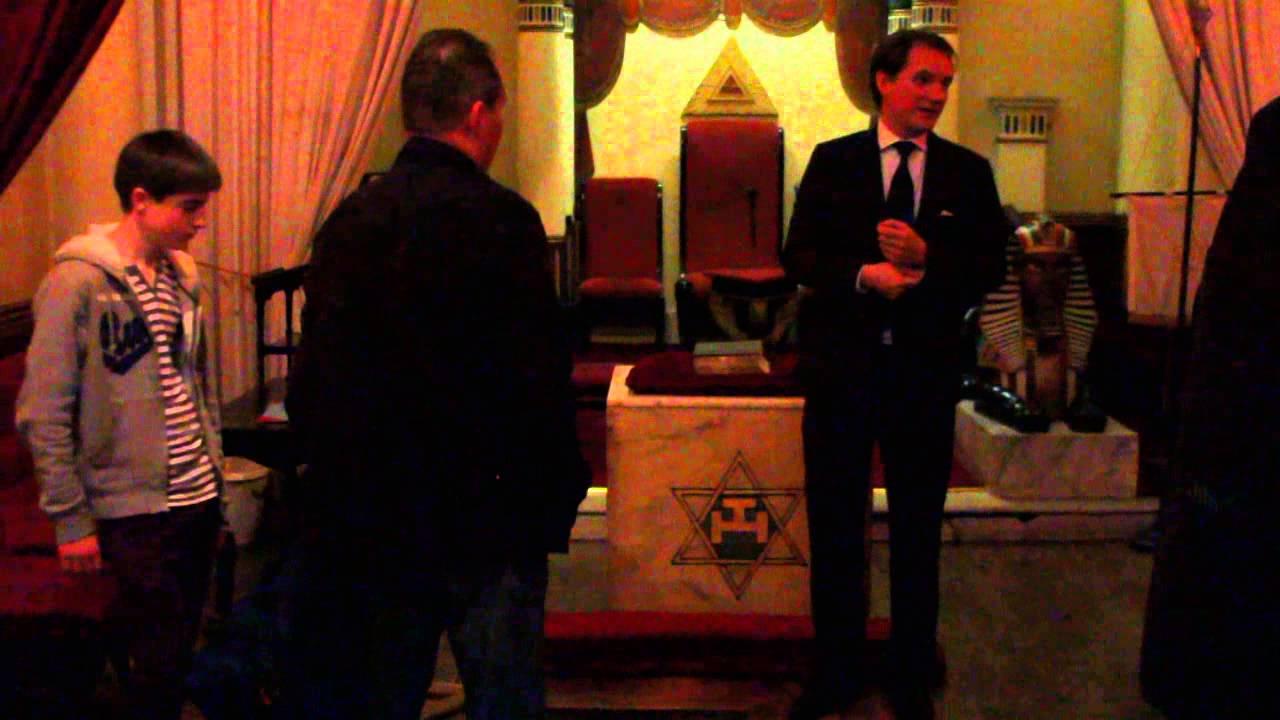 Secret Trapdoor Ritual Of Irish Royal Arch Freemasonry