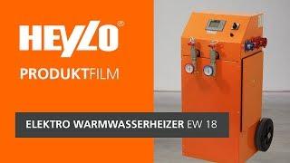 Elektro-Warmwasserheizung EW 18-e [Heylo]: Wie (und wann) verwende ich den Elektro-Warmwasserheizer?