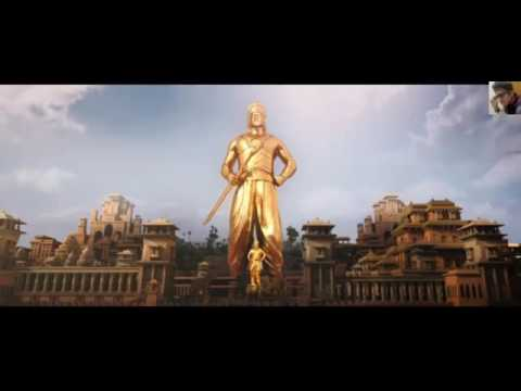 Bahubali interval  Ultimate BGM