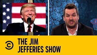 Donald Trump Redefines Poverty | The Jim Jefferies Show