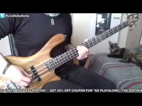 """Live Solutions #12 - Writing Tabs For """"Monkey Wrench"""" & How To Play By Ear"""