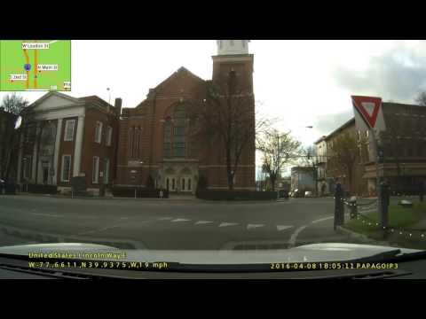 Random Dashcam Videos From Around Chambersburg, PA