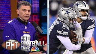 PFT Overtime: Will Dallas Cowboys or Eagles win the NFC East? | Pro Football Talk | NBC Sports