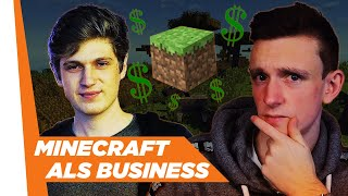 "Abge über ""Minecraft Server als Businessmodell"""