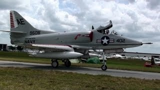 The BEST A-4 Skyhawk Compilation EVER!!!