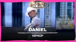 Daniel danst hiphop! | Superkids