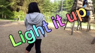 """Light It Up (feat. Nyla & Fuse ODG) [Remix]"" Fan Video|Matilde palumbo"