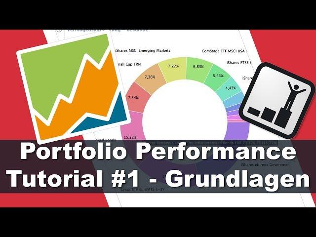 Portfolio Performance Tutorial #1 - Die Grundlagen