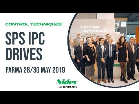 SPS IPC DRIVES Parma 28/30 May 2019
