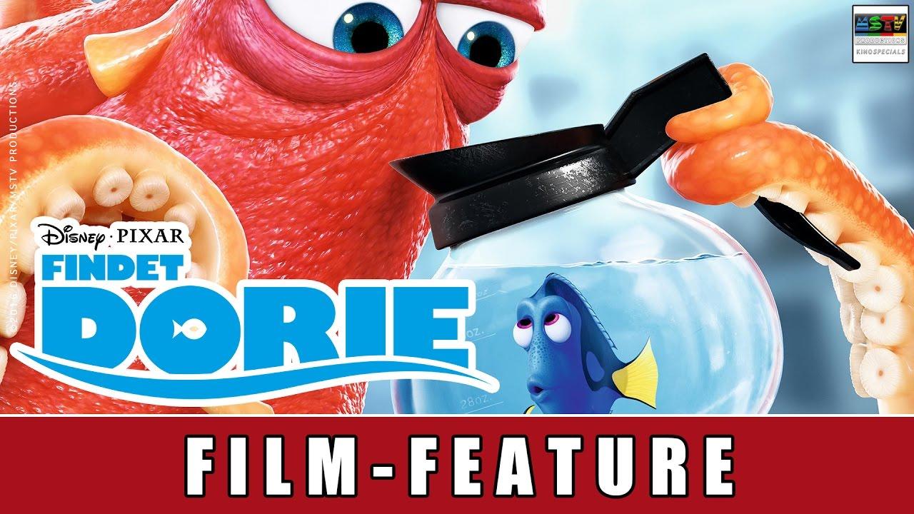 Findet Dorie - Film Feature I Anke Engelke I Christian Tramitz I Franziska van Almsick