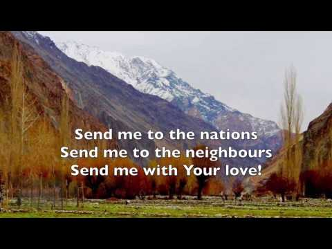 Here I Am Send Me (lyrics) Darlene Zschech