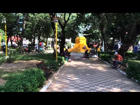 Plaza de La Libertad in Asuncion Paraguay