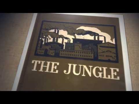 """The Jungle"" & The Pure Food and Drug Act - Decades TV Network"