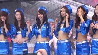 可愛いすぎる岡山国際サーキット レースクイーン.