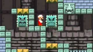 New Super Mario Bros Part 27 World 8-Castle Walkthrough Nint...