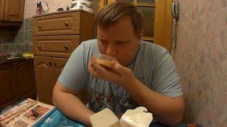 Доставка-тест. Дегустация спайса от Pizzasushiwok ru
