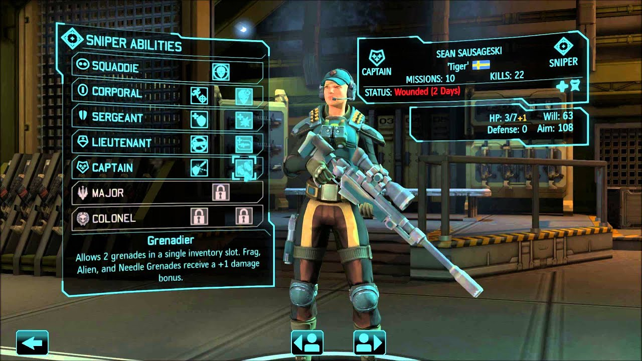 Xcom enemy within second wave training roulette gambling awareness course