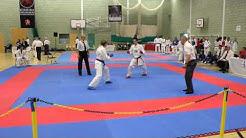 Eelis vs Tino EM-2011 Kimura Shukokai Karate