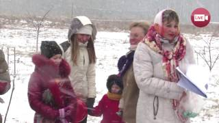 Проводы зимы в Ферадках