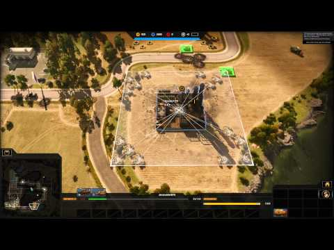 Act of Aggression Gameplay US Army demonstration [Commentary, 1080@60fps]
