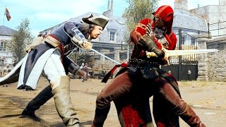 Assassin's Creed Unity Political Persecution vs Legend Rank Ultra GTX 970