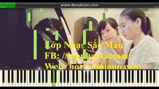 Ta Hứa Sẽ Nhận Ra (Lê Cát Trọng Lý) - Piano solo - Linh Nhi