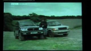 Toyota LandCruiser Amazon, Top Gear