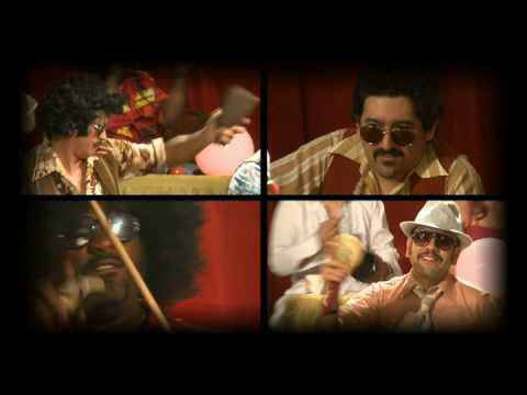 "Grupo Fantasma - ""Gimme Some"" music video"