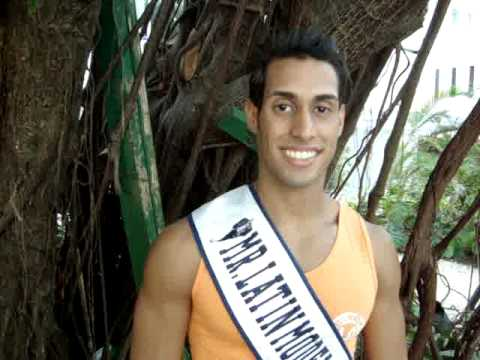 MISTERS OF PUERTO RICO 2009 - MR. LATIN MODEL - LENNY LÓPEZ INTERVIEW