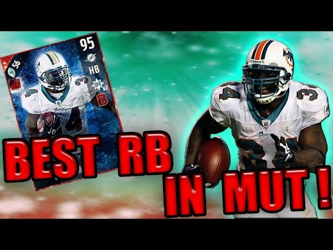 95 OVR RICKY WILLIAMS IS THE BEST RB! (50K WAGER MATCH) - MADDEN NFL 17 ULTIMATE TEAM
