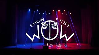"1 место ""Группа""- Театр огня и света OBRIY(г.Киев) на WOW SHOW FEST 2018"