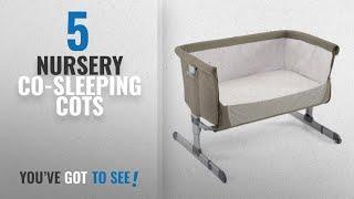 Top 10 Nursery Co-Sleeping Cots [2018]: Chicco Next2me Side Sleeping Crib - Dove Grey