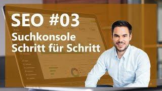 SEO mit Google Search Console (Webmaster Tools) - Deutsch / German