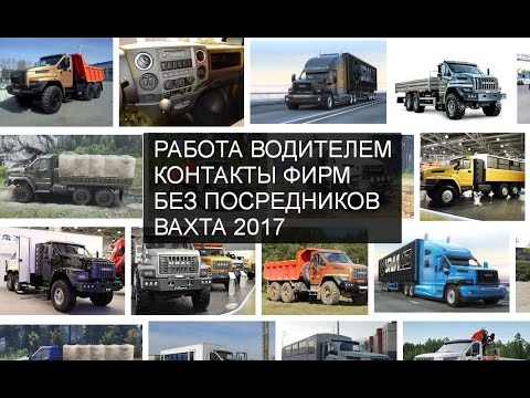Работа водителем 2017 вакансии водитель 2017 водитель свежие 2018