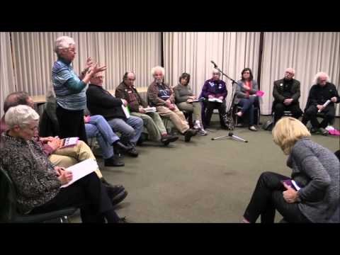 Bethlehem Neighbors for Peace Round Table Forum:  No Justice, No Peace