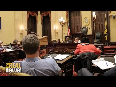 Baltimore's Record High Water Rates Scrutinized in Hearing