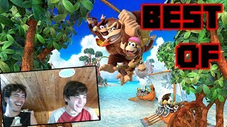 Best of Donkey Kong Country Tropical Freeze w/MrBob