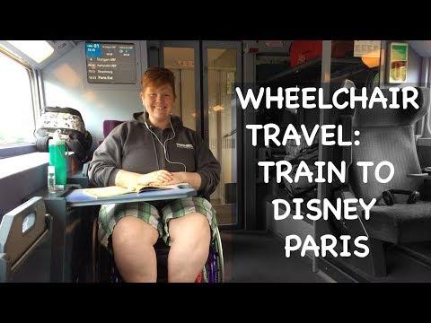Munich To Paris: TGV In A Wheelchair